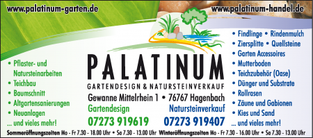 Palatinum-Garten