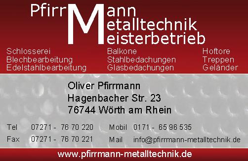 Logo Pfirrmann