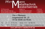 Pfirrmann Metalltechnik